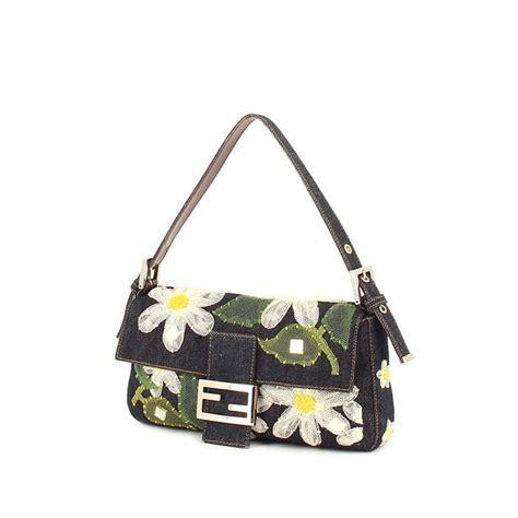 Tas Fendi 3 Baguette fendi baguette handbag 237220 collector square