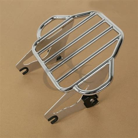 Glide Luggage Rack by Two Up Tour Pak Mount Luggage Rack For Harley Glide Road Glide Flhx Fltr Ebay