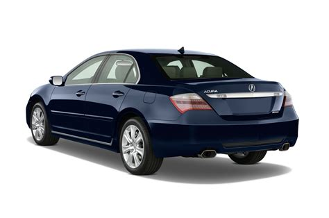 Acura Rl Reviews by 2010 Acura Rl Reviews And Rating Motor Trend