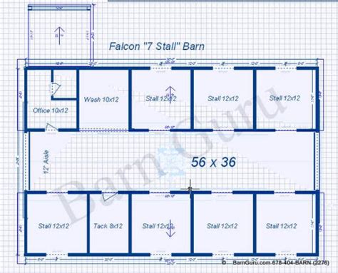 horse stable floor plans free home plans horse barn floorplans