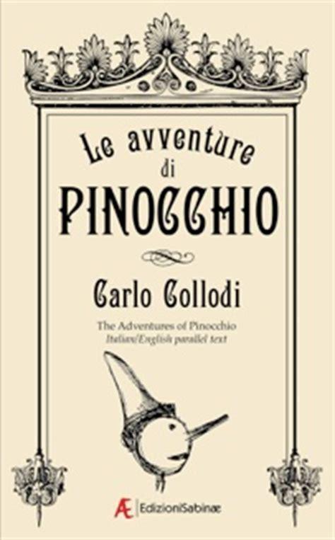 testo burattino le avventure di pinocchio ed italiano inglese edizioni