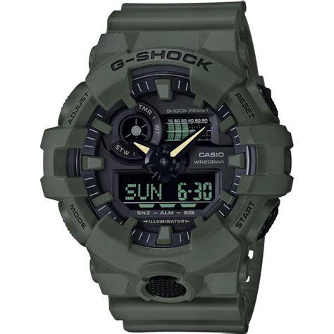 Casio G Shock Ga 203 montre casio g shock ga 700uc 3aer montre multifonctions