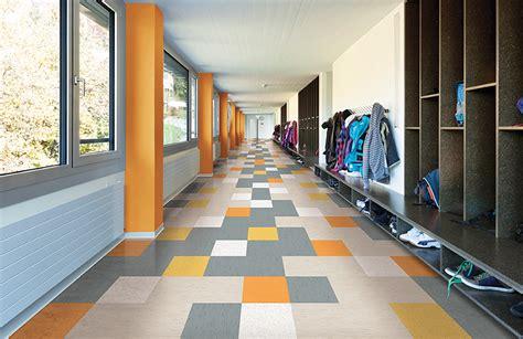 vct  sheet vinyl desitter commercial flooring