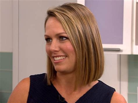 hair cuts on the today show dylan dreyer weather girls tv