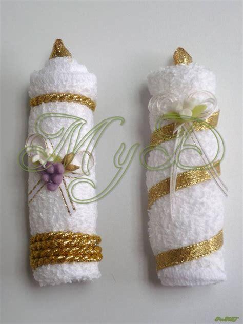 vela para bautizo primera comunion toalla recuerdo economico cresima e comunione recuerdo vela de toalla en bolsa 10 piezas bautizo boda 160 00 en mercado libre