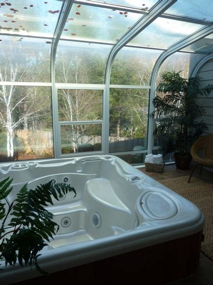 indoor tub room 17 best images about indoor tubs on tubs tub room and bath