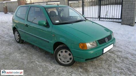 volkswagen hatchback 1995 volkswagen polo 1 3 1995 r 1 3 benzyna 55 km 1995r susz