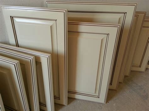 glaze on kitchen cabinets antique white glazed cabinet doors new house ideas