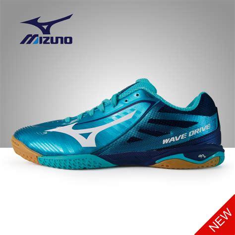 hq counter genuine mizuno table tennis shoes wave drive a3