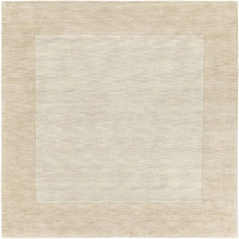 square area rugs 9 x 9 artistic weavers foxcroft white 9 ft 9 in x 9 ft 9 in square indoor area rug s00151020704
