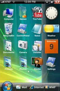 iphone themes folder location vista theme for winterboard the ipod touch weblog
