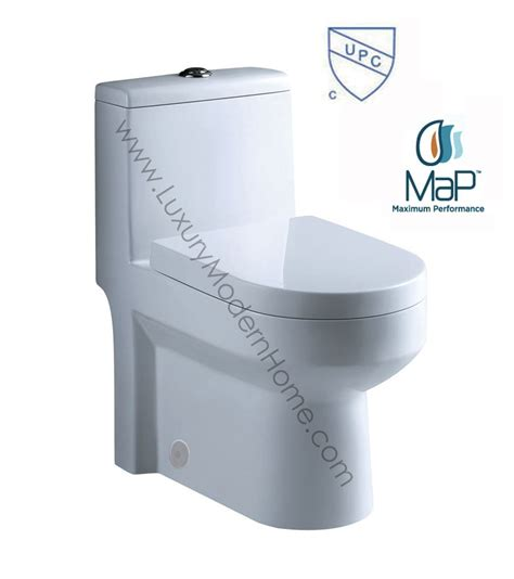 Commode Galbée galba 24 5 quot inch dual flush one small toilet