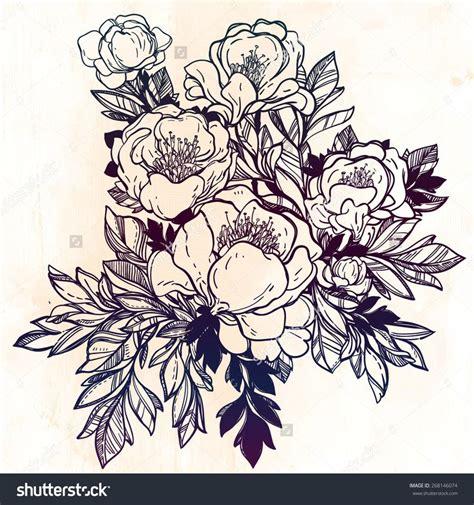 vintage botanical illustration google search tattoos