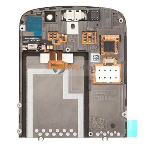 Sparepart Bb Q10 blackberry q10 lcd assembly with touch screen digitizer