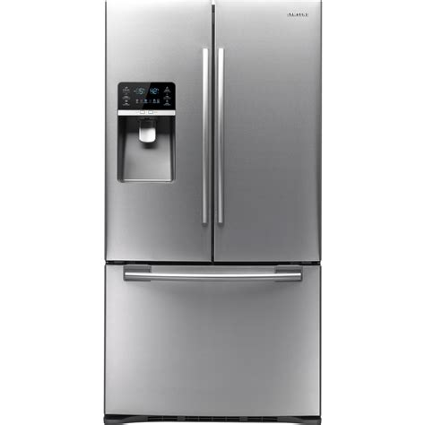 energy door refrigerator shop samsung 28 5 cu ft door refrigerator with dual