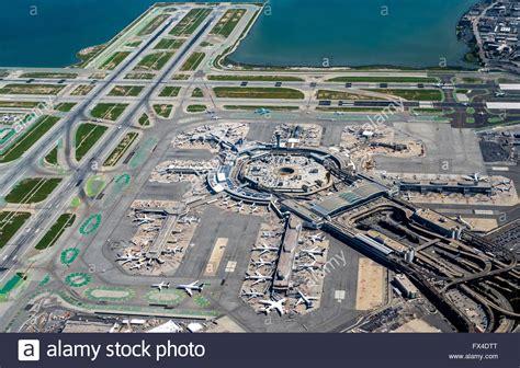 San Francisco Airport Images aerial international airport of san francisco sfo