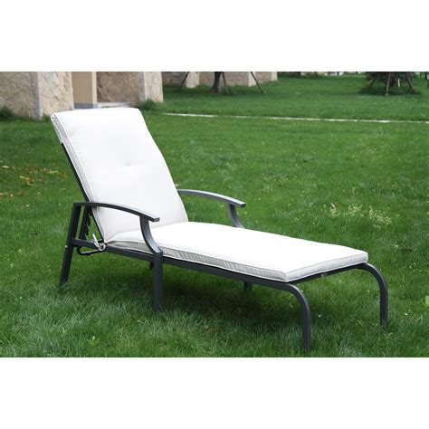 Lounge Chair Patio Outsunny Patio Lounge Chair Aosom Ca