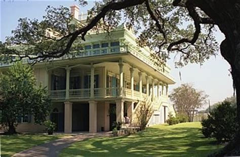 san francisco plantation house usa louisiana new orleans the plantation houses
