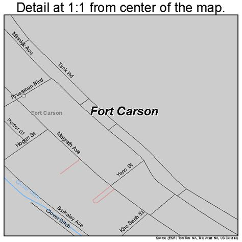 fort carson training area map fort carson co map related keywords fort carson co map