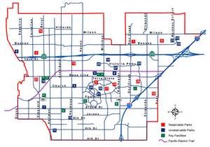 rancho cucamonga california map no to park districts in rancho cucamonga within the panorama