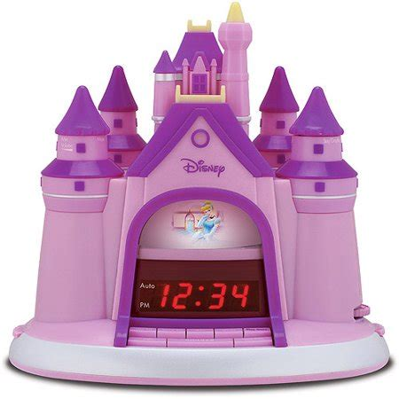 disney princess storytelling alarm clock radio walmart