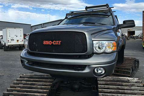 diesel brothers ram you can buy the sno cat dodge ram from diesel brothers