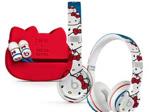 Hello kitty beats by dr dre collaboration 183 bagaholicboy
