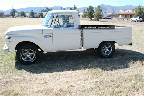 ford truck bed 1965 ford f100 short bed truck