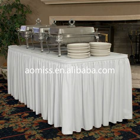 banquet table skirts raffia table skirt banquet table skirt hotel table skirt