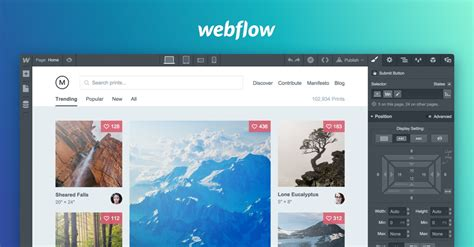 webflow tutorial the world s first visual cms webflow