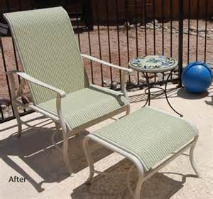 Replacing Fabric On Patio Chairs Patio Furniture Sling And Vinyl Replacements Pool And Best Garden Ideas