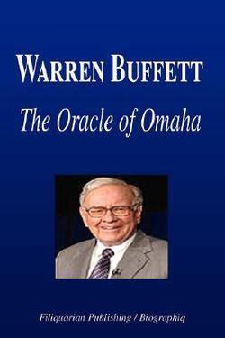 biography warren buffett book warren buffett the oracle of omaha biography by