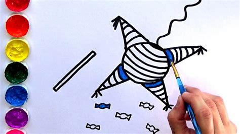 imagenes egipcias faciles de dibujar dibuja y colorea una pi 241 ata dibujos para ni 241 os