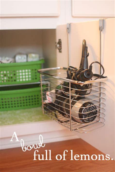 bathroom sink organization ideas 13 tips for a bathroom organization