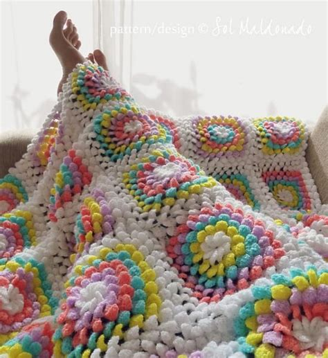 Flower Blanket Crochet Pattern by Free Baby Crochet Patterns Best Collection The Whoot