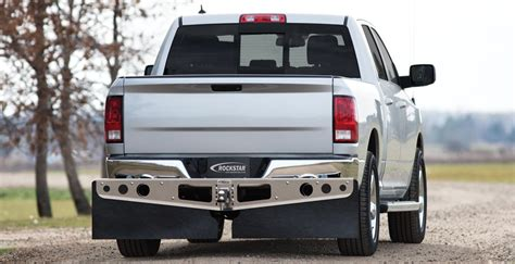 boat trailer mud flaps rockstar hitch mounted mud flaps universal towing mud flaps