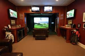 room golf golf simulator pictures sports hub