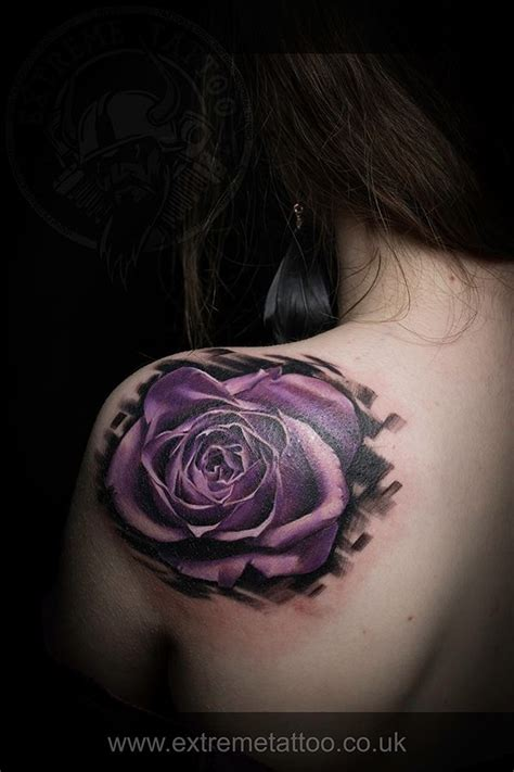 dark rose tattoo studio done at piercing inverness