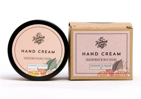 Handmade Soap Companies - grapefruit and may chang by the handmade soap