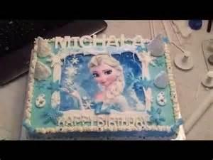 hqdefault frozen birthday cake dairy queen 13 on frozen birthday cake dairy queen