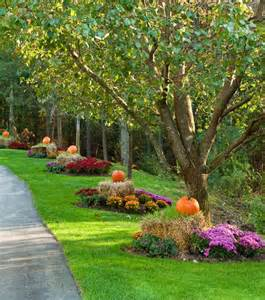 Fall Landscaping Ideas Inspiration 5 Easy And Inexpensive Decorating Ideas