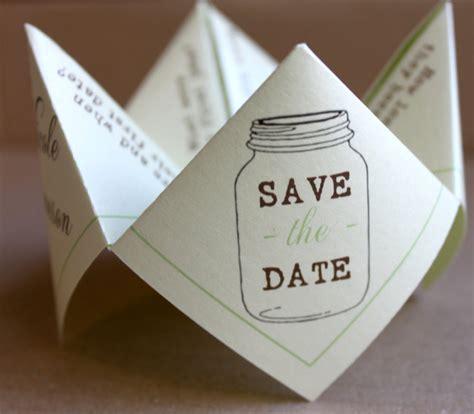 burlap lace wedding save the dates postcards modern vintage ideas