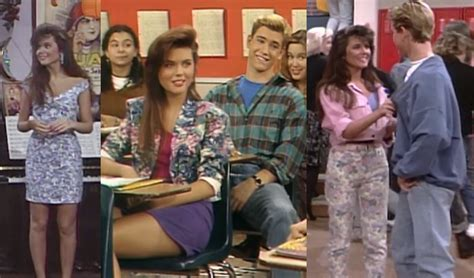 Saved By The Bell Wardrobe revisiting kapowski s wardrobe the it