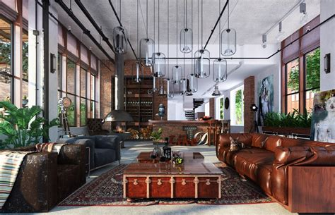 loft industrial 4 chic sophisticated lofts