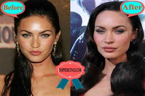 megan fox tattoo removal before and after fox plastic surgery before and after megan marilyn