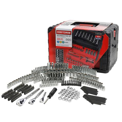 Quality Tool Set By Istanatoys Net craftsman 320 pc mechanic s tool set