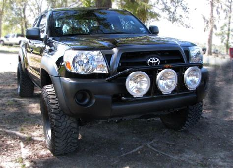 Toyota Tacoma Light Bar Manufacturers Of High Quality Nerf Steps Prerunners