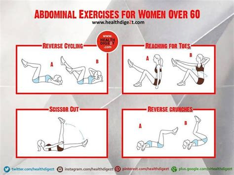 abdominal exercises  women   discover tai chi