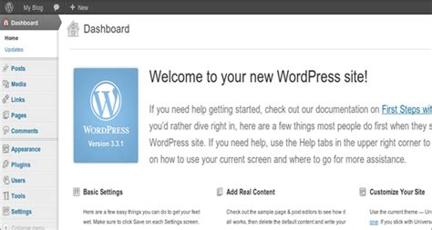 tutorial for wordpress website building pdf blog tutorial how to create a blog website with wordpress