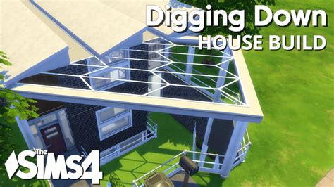 house building like the sims the sims 4 house building digging